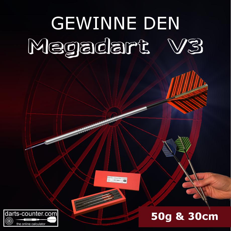 MEGADART V3
